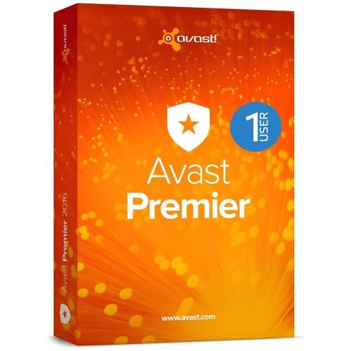 AVAST Ultimate, 1 User