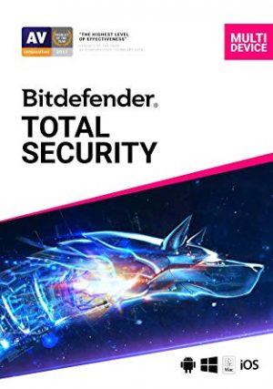 Bit Defender Total Security 5 PC