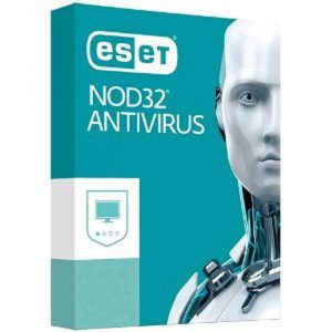 Eset NOD32 AntiVirus 1 User
