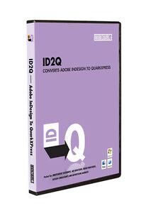 ID2Q InDesign to Quark