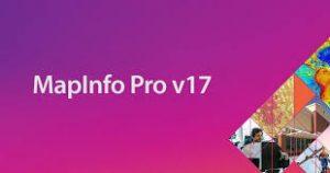 MapInfo® Pro v17