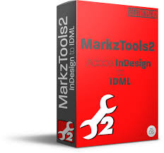 MarkzTools2 InDesign to IDML