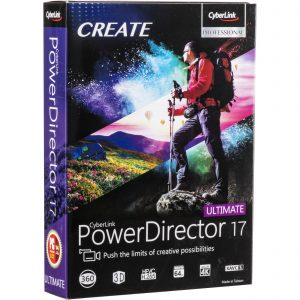 Power Director 17 Ultimate 1