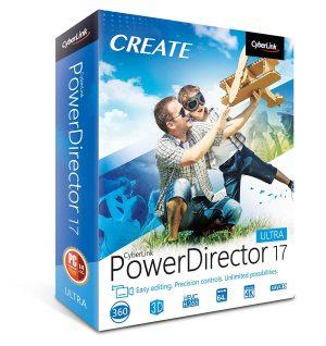 Power Director 17 Ultra