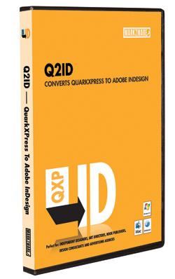 Q2ID Quark to InDesign
