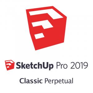 SketchUp Pro 2019 Win Mac Perpetual