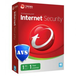 Trend Micro Internet Security 1 PC