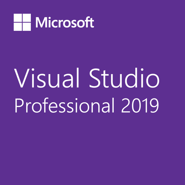 Visual Studio Pro 2019 SNGL OLP NL