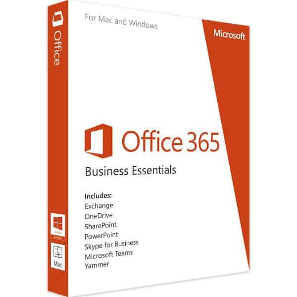 office 365 business essentials international 600x600