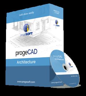 progeCAD Architecture