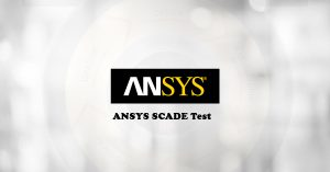 ANSYS SCADE Test