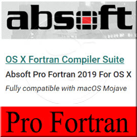 Absoft Pro Fortran 2019 For OS X