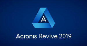 Acronis Revive 2019