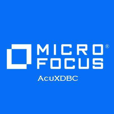 AcuXDBCCOBOL 1