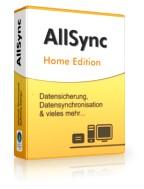 AllSync home