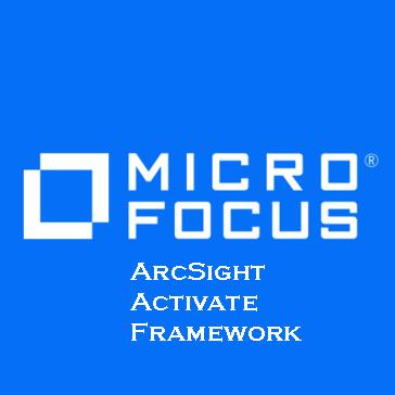 ArcSight Activate Framework