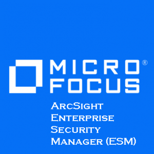 ArcSight Enterprise Security Manager ESM