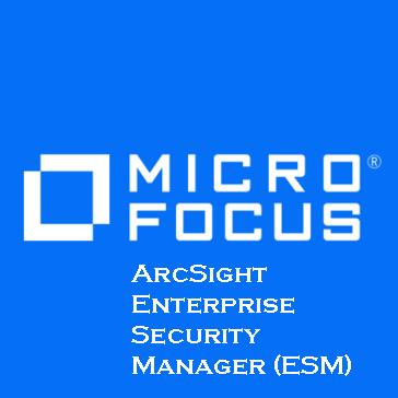 ArcSight Enterprise Security Manager ESM