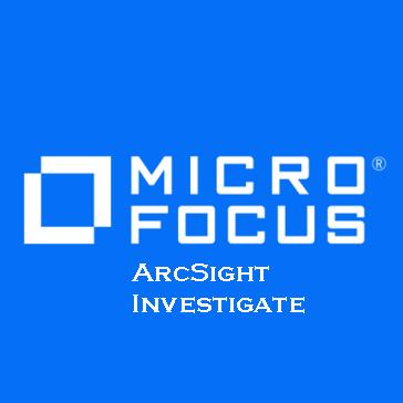 ArcSight Investigate