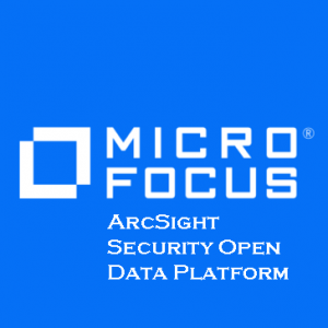 ArcSight Security Open Data Platform