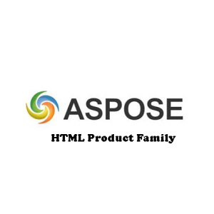 Aspose.HTML Product Family