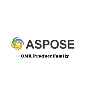 Aspose.OMR Product Family