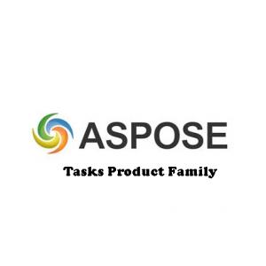 Aspose.Tasks Product Family