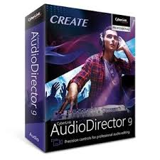 CyberLink AudioDirector 9