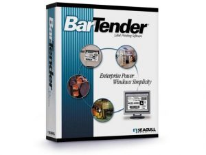 Bartender Label Software Enterprise Edition