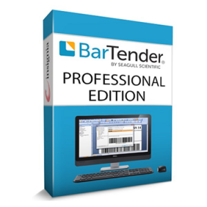 Bartender Label Software Professional Edition