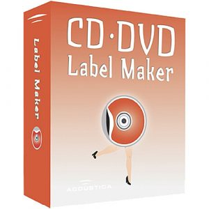 CD DVD Label Maker