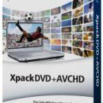 COREL – Xpack  DVD + AVCHD