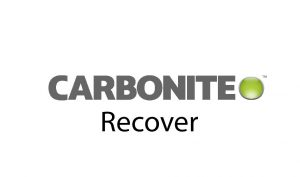 Carbonite Recover