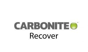 Carbonite Recover