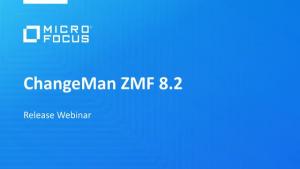 ChangeMan ZMF