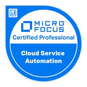Cloud Service Automation