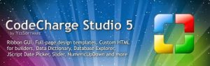 CodeCharge Studio 5.1