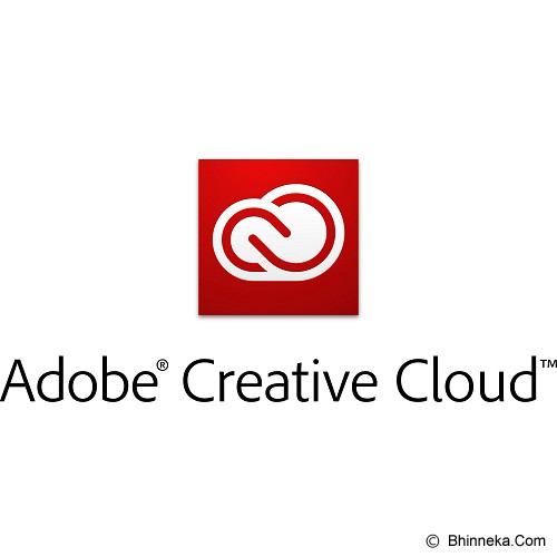 Creative Cloud for teams Per Item Level 1 1 9