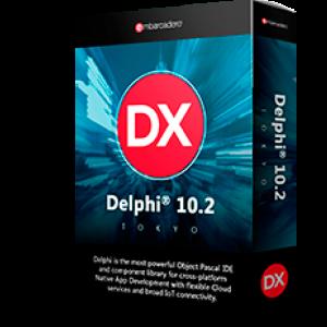 Delphi® 10.2 Tokyo Professional