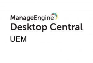 Desktop CentralUEM