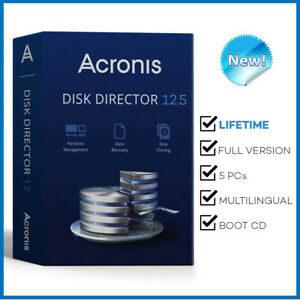 Disk Director 12.5