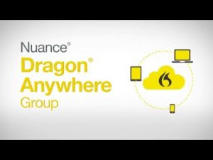 Dragon Anywhere Group for enterprise productivity