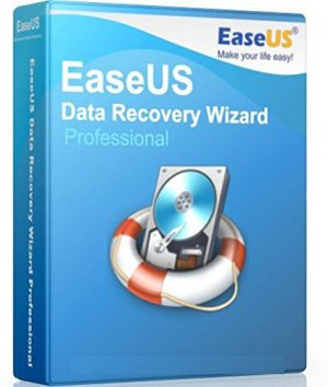 EaseUS Data Recovery Wizard Professional 12.9.1 1