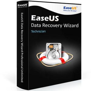 EaseUS Data Recovery Wizard Technician 12.9.1