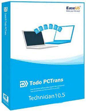 EaseUS Todo PCTrans Technician 10.5