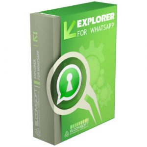 Elcomsoft Explorer for WhatsApp 1