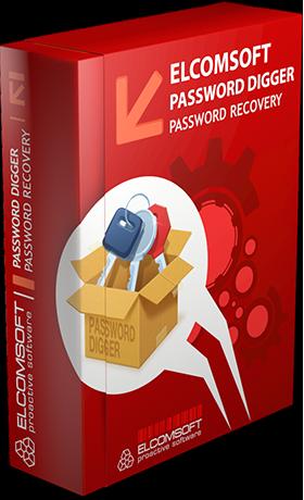 Elcomsoft Password Digger