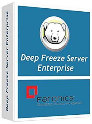 Faronics Deep Freeze Enterprise