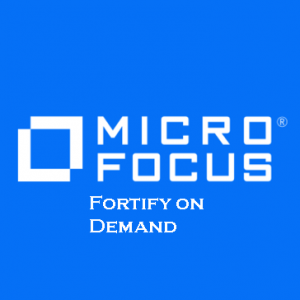 Fortify on Demand