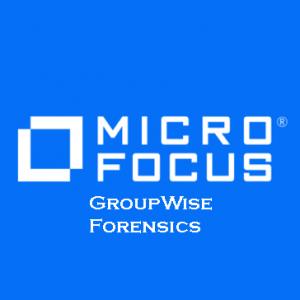 GroupWise Forensics